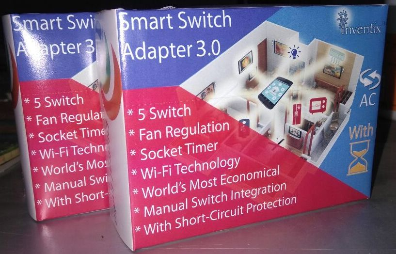 Smartswitch adapter 3.0